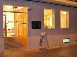 Hotel Trefacio, hotel in Zamora