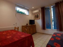 Appartement les clematites, pet-friendly hotel in Menton