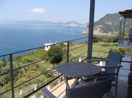 Sea View Studios, hotell nära Skopelos hamn, Skopelos stad