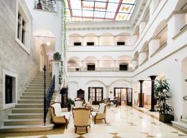 Arcadia Boutique Hotel – hotel w Bratysławie