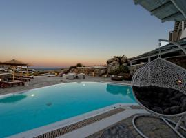 Villa Harmony, hotel in Kalafatis
