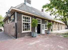 Boutique Hotel d'Oude Morsch, pet-friendly hotel in Leiden