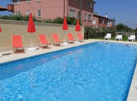 Villa Ester, hotel with pools in Umag