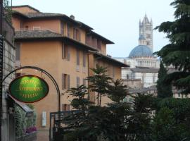 Albergo Chiusarelli, hôtel à Sienne
