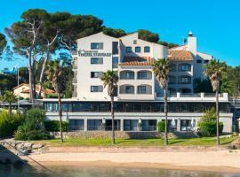 Hotel Saint-Aygulf, hotel near Roquebrune Golf Course, Saint-Aygulf
