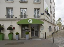 Campanile Paris 14 - Maine Montparnasse, hôtel à Paris près de: Gare Montparnasse