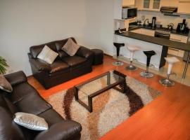 Lux Miraflores Apartments Tripoli, accessible hotel in Lima