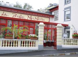 La Belle Meuniere, hôtel à Royat près de: Vulcania