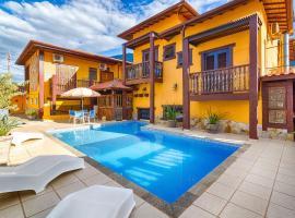 Aldeia Da Lagoinha, holiday rental in Ubatuba