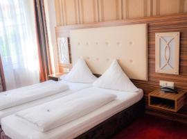 Boutique Hotel Villa-Soy, hotel in Erlangen