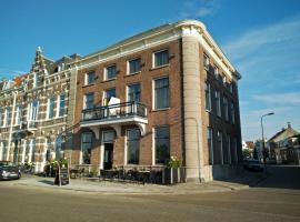 Loskade 45, hotel near Zeeuws Museum, Middelburg