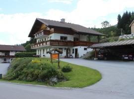 Landhaus Stocker, hotel in Pruggern