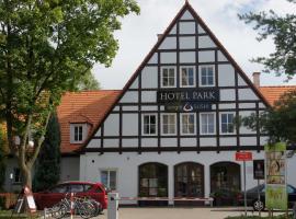 Hotel Park, hotel in Inowrocław