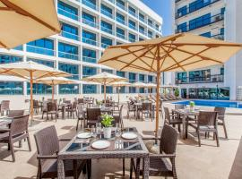 Golden Sands Hotel Apartments, apartma v Dubaju