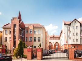 Самбия Отель, отель в Зеленоградске