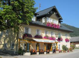 Gasthof Zauchenwirt, Hotel in Bad Mitterndorf