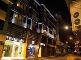 Bursa Suites Apart Otel, serviced apartment in Bursa