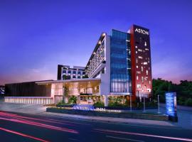 Aston Inn Mataram, hotel in Mataram