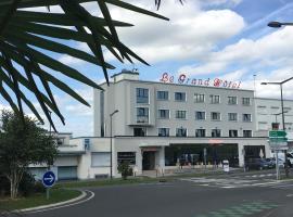 Le Grand Hotel, hotel near Fort de Leveau, Maubeuge
