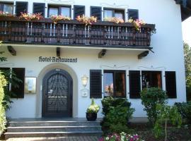 Hotel Schweizer Haus, budget hotel in Bielefeld