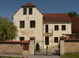 Penzion Speller, hotel poblíž významného místa Golfové hřiště Albatross, Vysoký Újezd