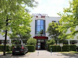 AMBER ECONTEL, hotel near Muenchen-Pasing Train Station, Munich