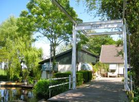 B&B Spoelhof, hotel near Bodegraven Station, Boskoop