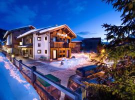 Residence Nevegall, hotel v Livignu