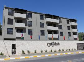 Hillside Executive Accommodation, serviced apartment in Windhoek