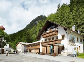 Hotel Gasthof Klause, Hotel in der Nähe von: Burgenwelt Ehrenberg, Reutte