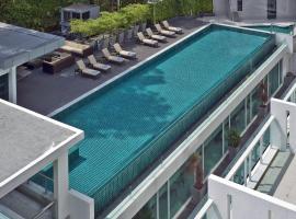 Damas Suites & Residences Kuala Lumpur, íbúðahótel í Kuala Lumpur