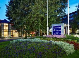 The Saratoga Hilton, budget hotel in Saratoga Springs