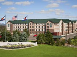 Homewood Suites by Hilton Denver International Airport, hotel near Denver International Airport - DEN, Aurora