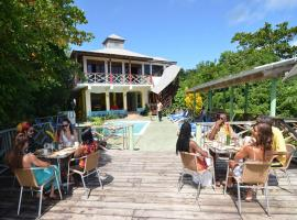 Bay View Eco Resort & Spa, hotel in Port Antonio