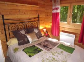 le chalet, hotel near Ile du Girard Nature Reserve, Névy-lès-Dole