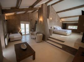 Spa Ventoux Provence, villa in Malaucène