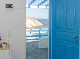 Thalassopetra, hotel near Psaravolada Beach, Agia Kiriaki Beach