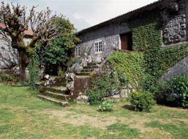 Palacio de Barreiro, hotel in Crecíente