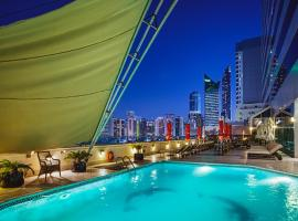 Corniche Hotel Abu Dhabi, hotel in zona Corniche di Abu Dhabi, Abu Dhabi