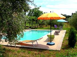 Apartments Garden Monsena, pet-friendly hotel in Rovinj