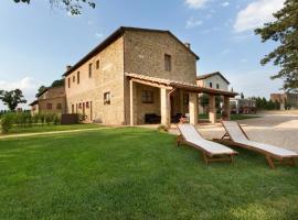 Agriturismo San Galgano, holiday home in Chiusdino