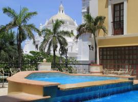 Gran Hotel Diligencias, hotel en Veracruz