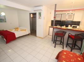 Hotel La Maison Creole, hôtel au Gosier près de: Aéroport de Guadeloupe Pointe-à-Pitre - PTP