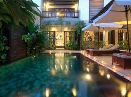 Gili Pearl Three Bedroom Villa, hotel in Gili Trawangan