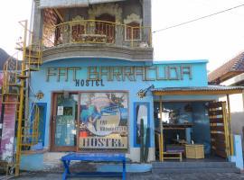 Fat Barracuda Hostel, hotel in Padangbai