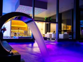 Hotel Abano Astoria, отель в Абано-Терме