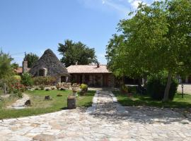 Agriturismo Su Pinnettu, farm stay in Fonni