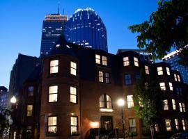 Inn at St. Botolph, B&B in Boston