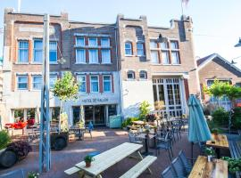 Hotel De Hallen, hotel di Amsterdam