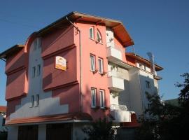 Хотел Съни Парк, хотел в Кранево